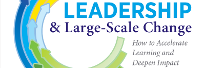 Cover image for Leadership and Large Scale Change Resource